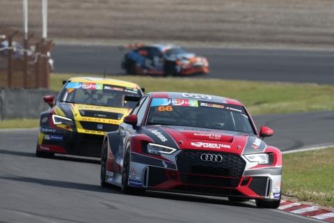 TCR Benelux - Audi versus SEAT