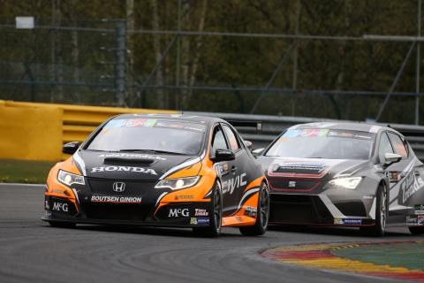 TCR Benelux - Honda versus SEAT