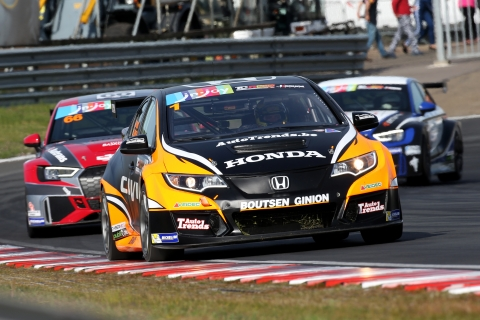 TCR Benelux - Round 2 - Lemeret-Panis