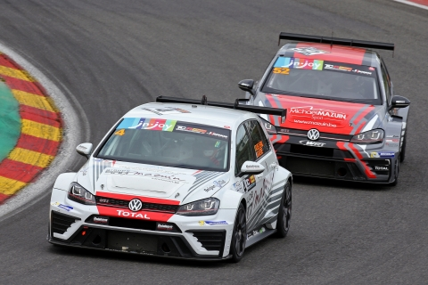 TCR Benelux - Round 2 - Mondron-Altoe - Potty-Detry