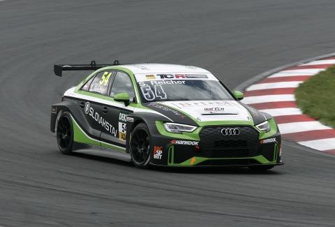 TCR Benelux - Round 2 - Van Lagen-Reicher