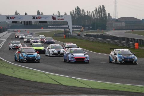 2017 TCR Europe Adria 1