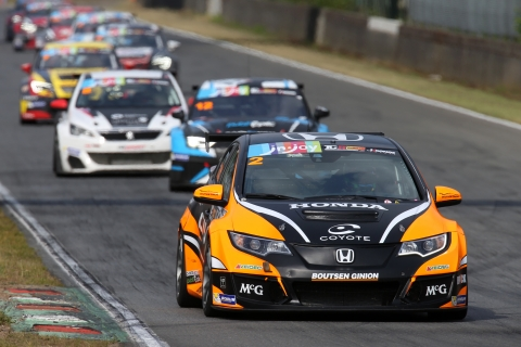 TCR Benelux - Round 3 - Picture 2