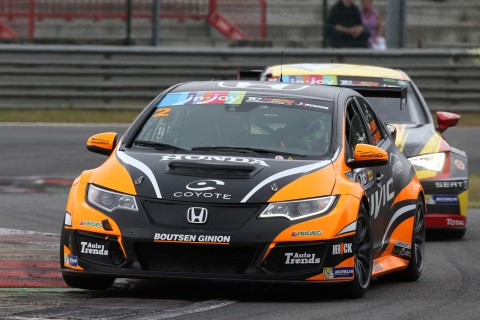 TCR Benelux - Round 4 - Lessenens-Lemeret