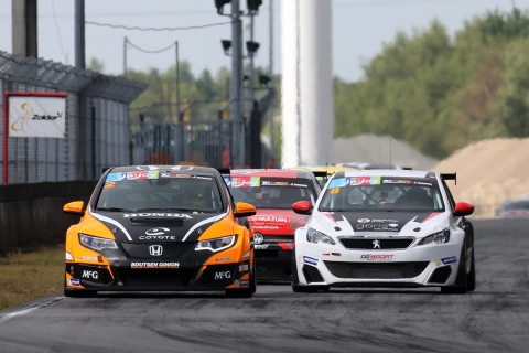 TCR Benelux - Lessennes Comte-Abbring Potty-Detry