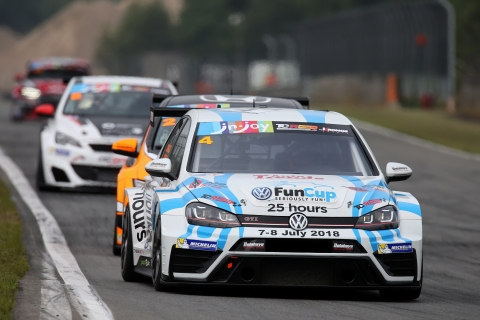 TCR Benelux - Mondron versus Lessennes