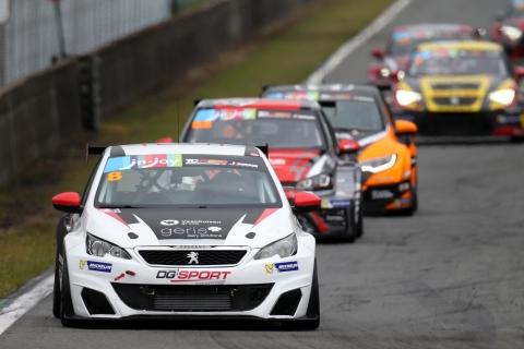 TCR Benelux - Peugeot 308 Cup TCR - DG Sport