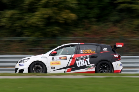 TCR Benelux - Comte-Abbring - Peugeot