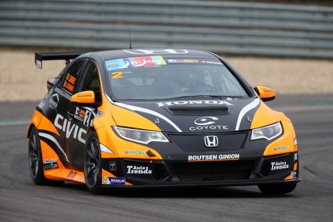 TCR Benelux - Lessennes-Lemeret - Honda