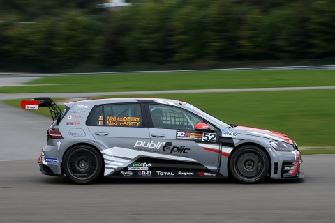 TCR Benelux - Potty-Detry - VW