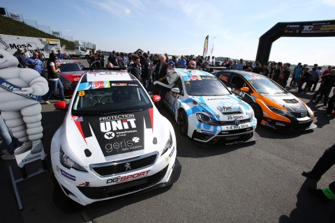 TCR Benelux - Top 3 Championship