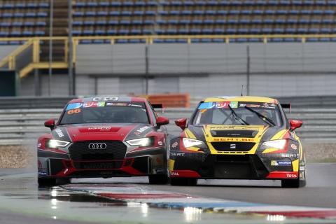 TCR Benelux - Round 6 - Audi Morien - SEAT Dejonghe