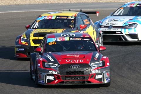 TCR Benelux - Audi RS3 LMS  SEAT Leon TCR