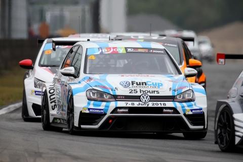 TCR Benelux - VW Golf GTI TCR - Mondron-Mondron