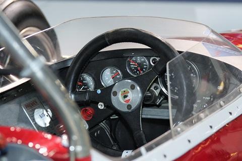 2017 McLaren Cockpit