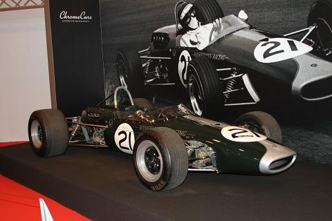 2017 Brabham BT23 C