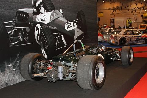 Brabham  BT23 C