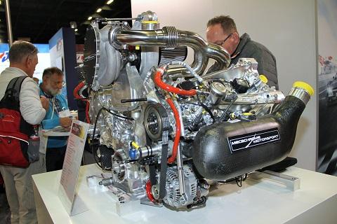 2017 Ginetta Motor