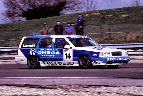 1994 BTCC Jan Lammers 1