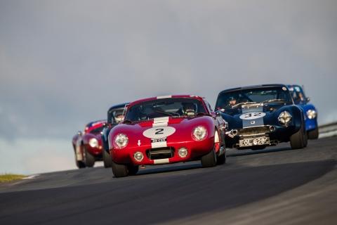 Shelby-Daytona-Cobra-Coupe Circuit-Zandvoort