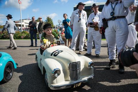 Goodwood Revival Autosport BVDW-110