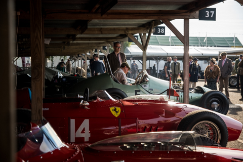 Goodwood Revival Autosport BVDW-238