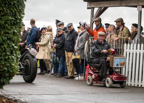 Goodwood Revival Autosport BVDW-39