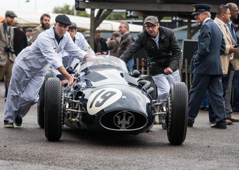 Goodwood Revival Autosport BVDW-42