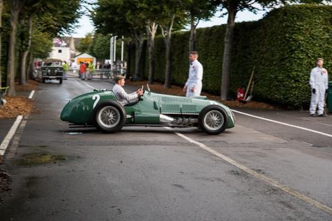 Goodwood Revival Autosport BVDW-81
