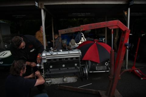 Deze Lister kreeg een nieuwe 55 jaar oude motor