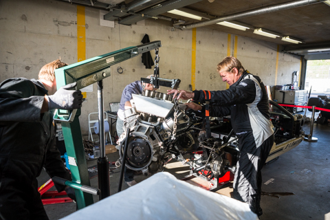 HGP Zandvoort Autosport BVDW-34