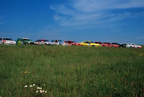 rij-produktietoerwagens