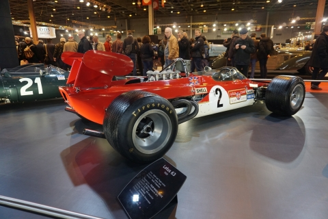 Retromobile Lotus 63