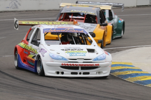 SuperCup18 - National Hotrod Top 3 in actie