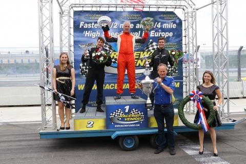 SuperCup18 - National Hotrod winnaars