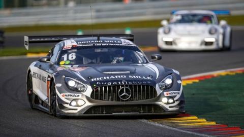 1 GT SPS automotive performance