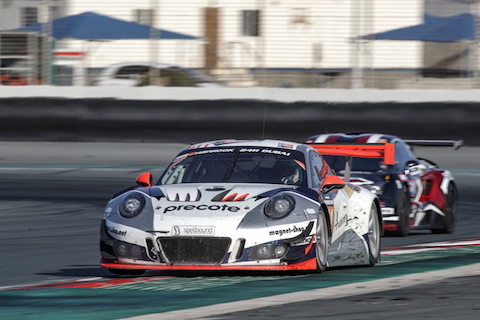 180112 Dubai Start Porsche