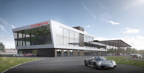 Porsche Experience Center Hockenheim 2