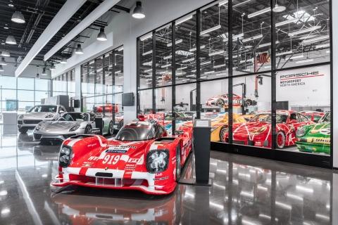 Porsche Experience Center LA2