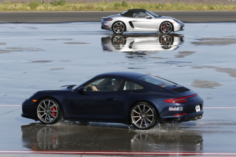 Porsche Experience Center LA 1