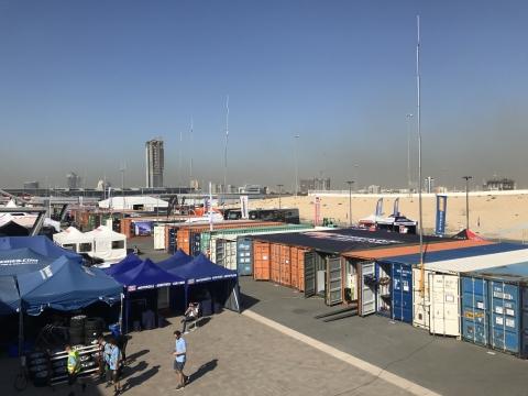 Overzicht januari Dubai