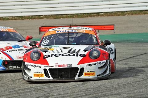 2018 Herberth Porsche