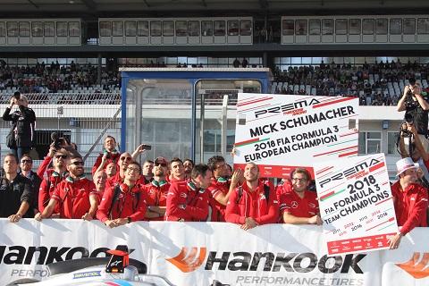2018 Schumacher 1