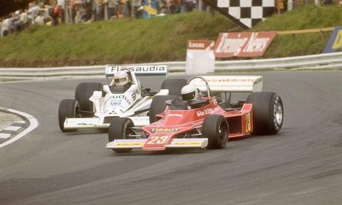 1978 Lees Jones GP Engeland