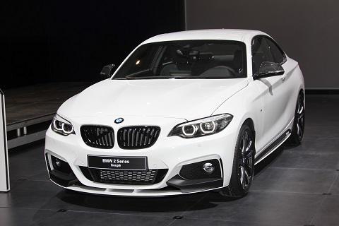 2017 WP BMW 2 series