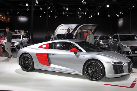 2018 Audi GT4