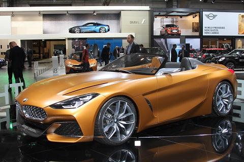 2018 BMW Z4 Concept