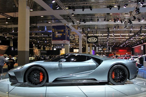 2018 Ford GT