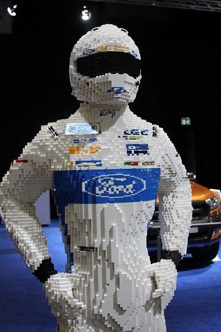 2018 Lego Ford