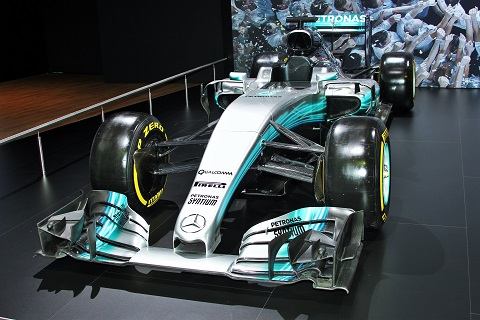 2018 Mercedes